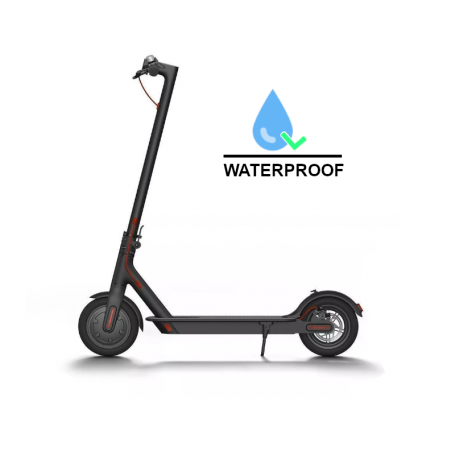 Waterproofing of the Scooter